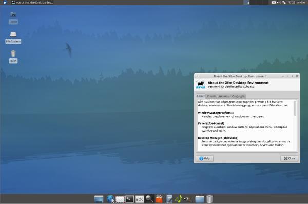 Xubuntu 12.04 con XFCE 4.10