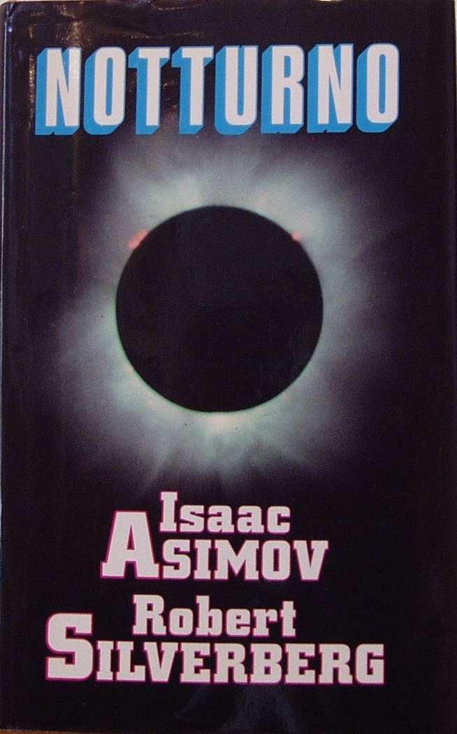 copertina libro Notturno